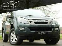 2013 08 ISUZU D-MAX 2.5 EIGER D/C INTCOOLER TD 0D AUTO 164 BHP DIESEL