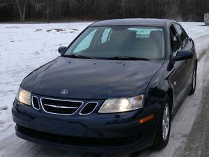 2004 Saab 9-3 Linear Sedan