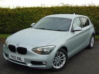 2012 12 BMW 1 SERIES 2.0 120D SE 5D DIESEL