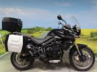 Tiriumph Tiger 800 ABS 2013 **FULL TRIUMPH LUGGAGE**