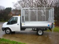 FULLY LICENSED JUNK & WASTE REMOVAL-RUBBISH & HOUSE CLEARANCE-GARAGE-GARDEN-OFFICE-MAN & VAN