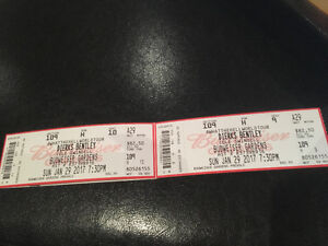 Dierks Bentley Tickets - London, ON - January 29th 2017