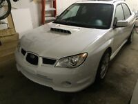 2007 Subaru WRX STI limited
