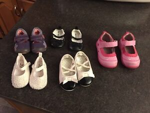 Baby shoes sizes 2-5