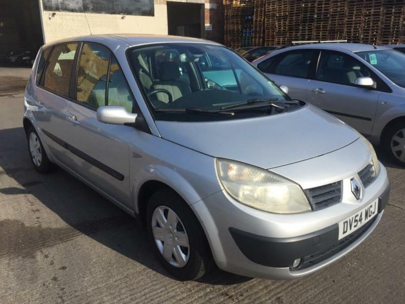 2004 renault scenic 1 6 vvt expression 5dr in small heath west midlands gumtree. Black Bedroom Furniture Sets. Home Design Ideas