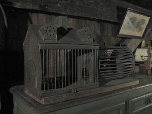 Antiquité - Cage d'Écureuil