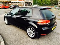 2009 Volkswagen Golf 2.0 TDI GT 5dr Mint Condition Swap P.x Welcome