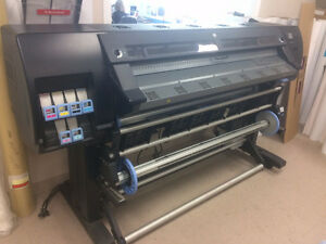 HP L26500 Latex wide format printer London Ontario image 1