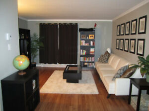 4 1/2 spacious condo for Rent in St-Lambert