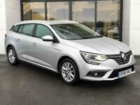 2018 Renault Megane Dynamique Nav Estate Diesel Manual
