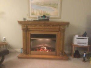 Electric fireplace electric fire place