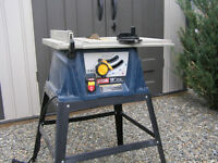 TABLE SAW,