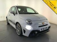 2017 ABARTH 595 3 DOOR HATCHBACK SATELLITE NAVIGATION LOW MILEAGE 1 OWNER