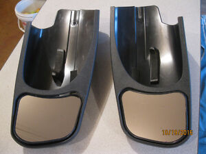Slide on Custom Towing Mirrors
