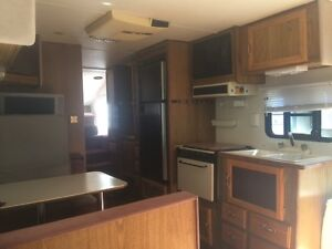 1994 sunrise 24ft 5th wheel Stratford Kitchener Area image 3