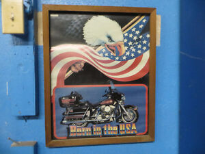 Born in the USA Frame poster