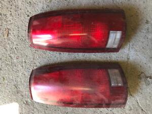 Lumière arriere sierra 88-94