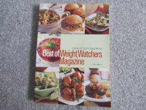 Collection of Weight Watchers Cookbooks - $45