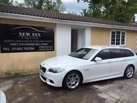 BMW 520 2.0TD auto 2012 M Sport Touring, FINANCE AVAILABLE!!!