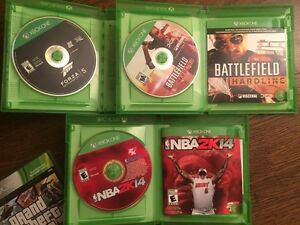 NBA 2K14!(XBOX ONE) + GTA 4 xb360 West Island Greater Montréal image 2