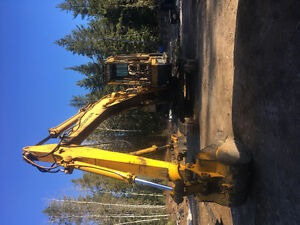 Track needed for a cat 225LC excavator