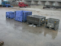Collapsible Bulk Containers / Warehouse Storage Bins