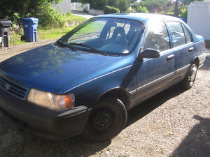 1992 Toyota Tercel DX Other