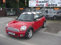2006 56 MINI 1.6 COOPER 118 BHP 3 DOOR LOVELY LOOKING LITTLE CAR