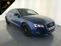 2009 59 AUDI A5 SPORT TFSI COUPE 177BHP SERVICE HISTORY FINANCE PX WELCOME