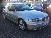 2002 BMW 3 SERIES 320d SE DIESEL FULL LEATHER INTERIOR