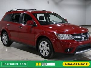 2012 Dodge Journey R/T AWD AUTO A/C CUIR TOIT MAGS DVD 7 PASS