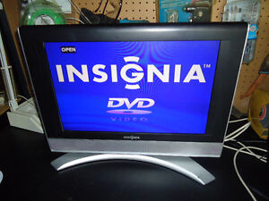 19 inch tv with built in dvd