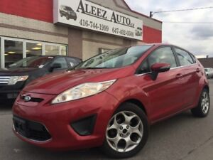 2011 Ford Fiesta SES,  Heated Seats, Bluetooth