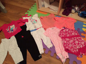 Baby girl clothing