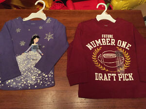 New! Carter's size 2 shirts