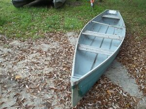 15.5 foot square back freighter canoe Peterborough Peterborough Area image 2