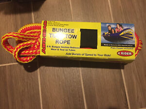 AIRHEAD 50ft 4 person tube tow rope (new)