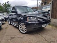 2009 09 Land Rover Range Rover Sport 3.6TD V8 HSE AUTOMATIC ,TAN LEATHER