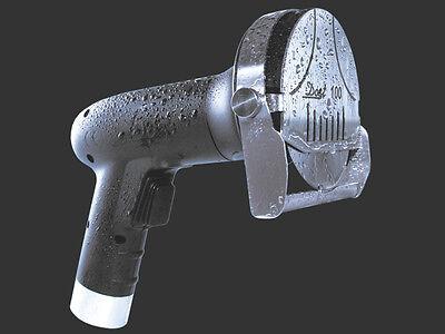 Heavy Duty Waterproof Electric Gyrosgyro Shawarmakebab Kebob Knife