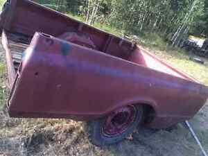 Truck box trailer. Chev Edmonton Edmonton Area image 5