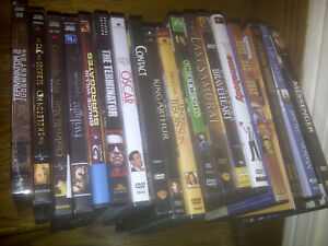 DVD's Variety - 18 pieces