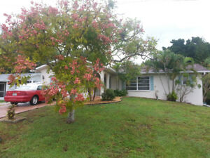 Three bedroom Home. Heated pool. Near Beach & More!