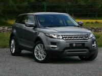 2013 Land Rover Range Rover Evoque 2.2 SD4 Prestige, AWD SUV Diesel Manual