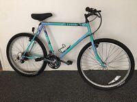 "raleigh massif classic retro mountain bike 1991/92 collectors/loft find. 26"" wheels"