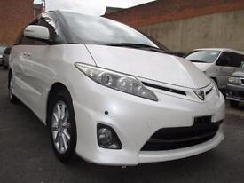 2011 Toyota Estima Aeras G Edition MPV CAMERC ELECTRIC SIDE DOORS