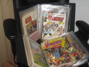 bds comics Héritage