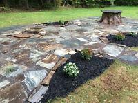 Spring Cleanups, Garden Restoration, Stone work!