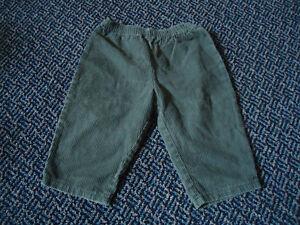 Boys Size 12 Months Corduroy Pants