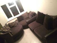 Lovely comfy sofa