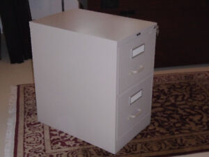 2-Drawer Filing Cabinet - perfect condition